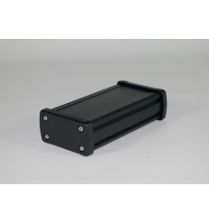 Aluminium enclosure Gainta - ALUG702BK120