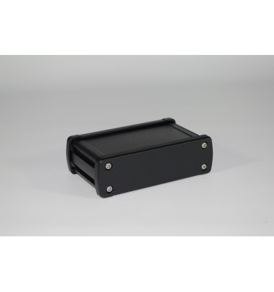 Aluminium enclosure Gainta - ALUG704BK060