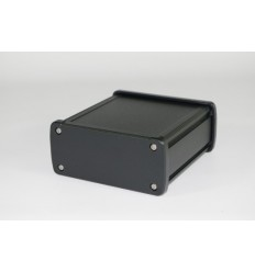 Aluminium enclosure Gainta - ALUG705BK110