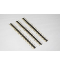 LISTWA GOLDPIN 1x40 - raster 2,54mm
